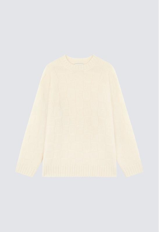 SAZILEY Cashmere Polo