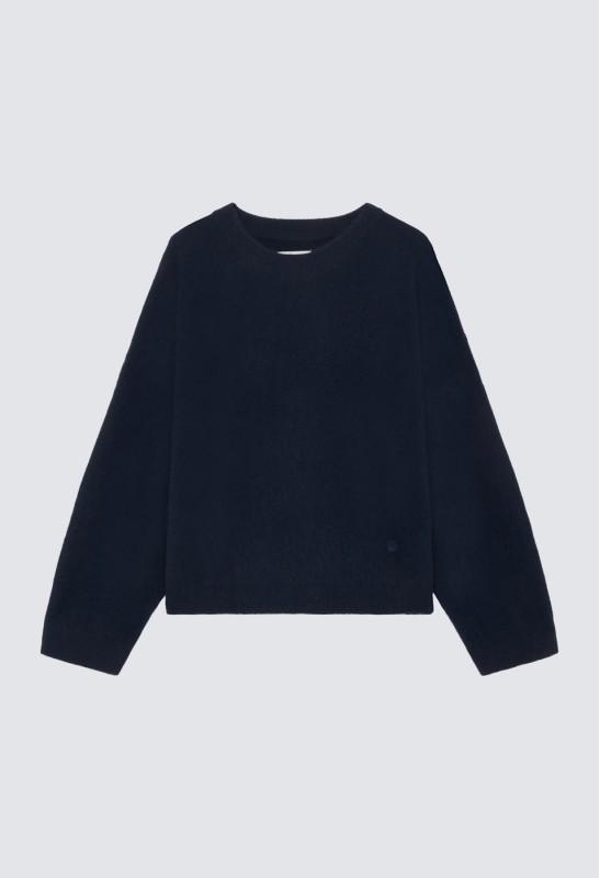 LEBUAN Robe en cuir