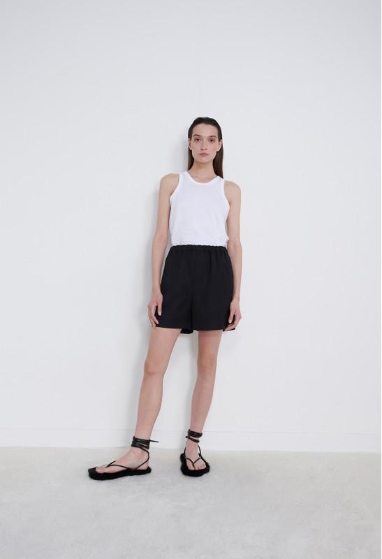 CHAGOS Linen Blazer